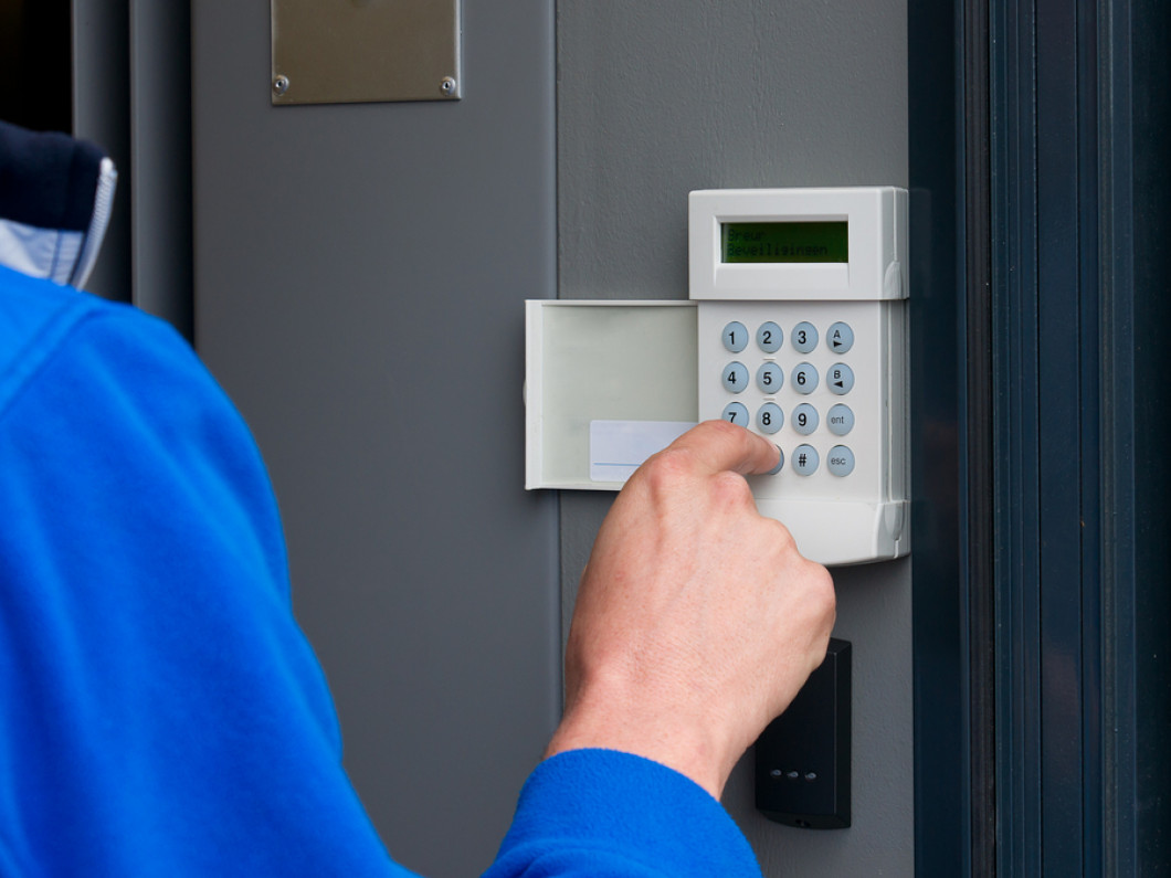 Need a New Security System for Your Building?